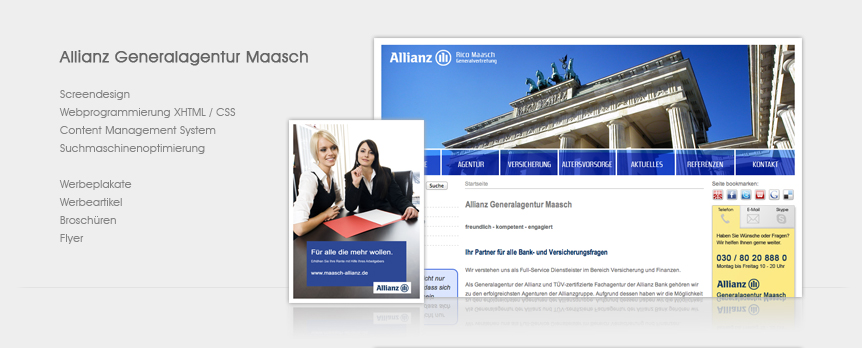 Allianz Maasch Berlin